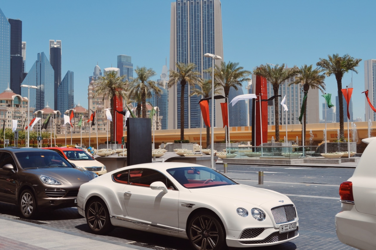 Five Places in Dubai Where a Rental Car Would Prove Useful